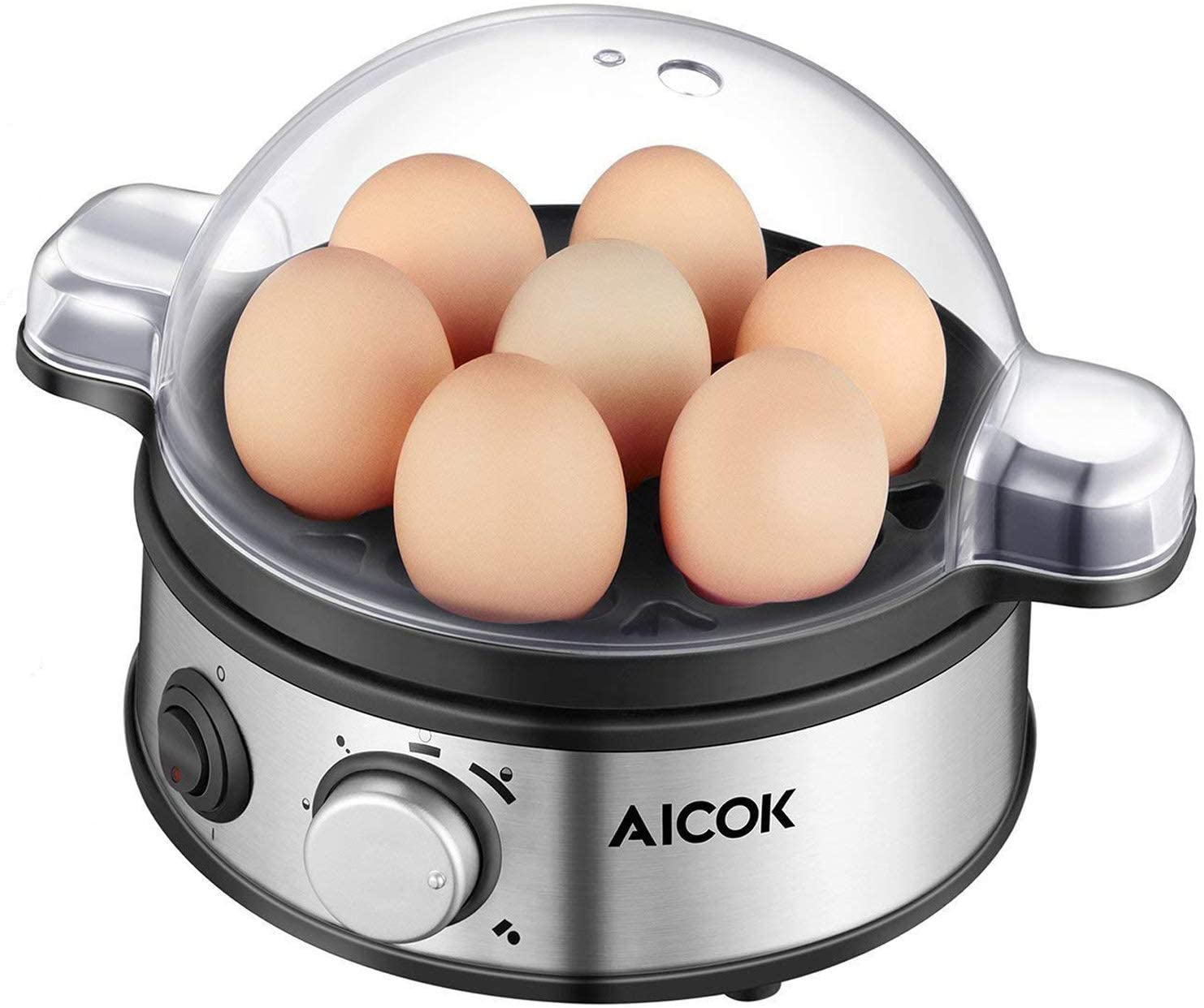 Features of an Egg Cooker