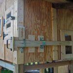 Manual Chicken Coop Door